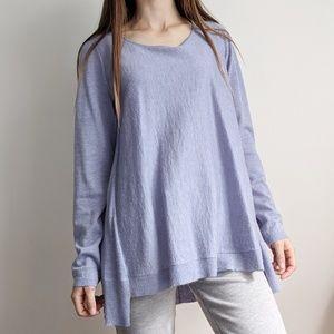 Eileen Fisher Scoop Neck Merino Wool Sweater